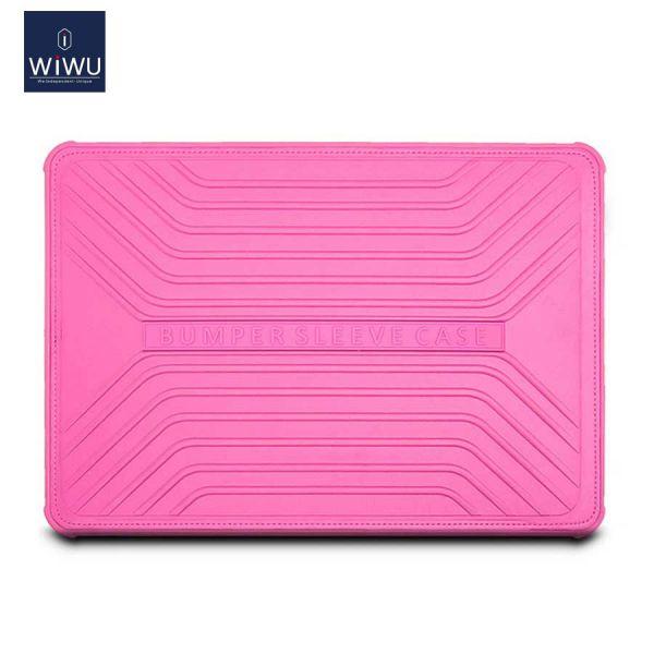 Bao Chống Sốc Viền Cao Su Siêu Mỏng Chính Hãng WiWu (T071) màu hồng