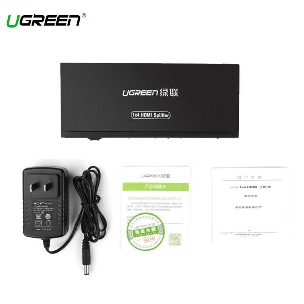 'Bộ Chia HDMI 1 Ra 4 Cổng Ugreen (40202)