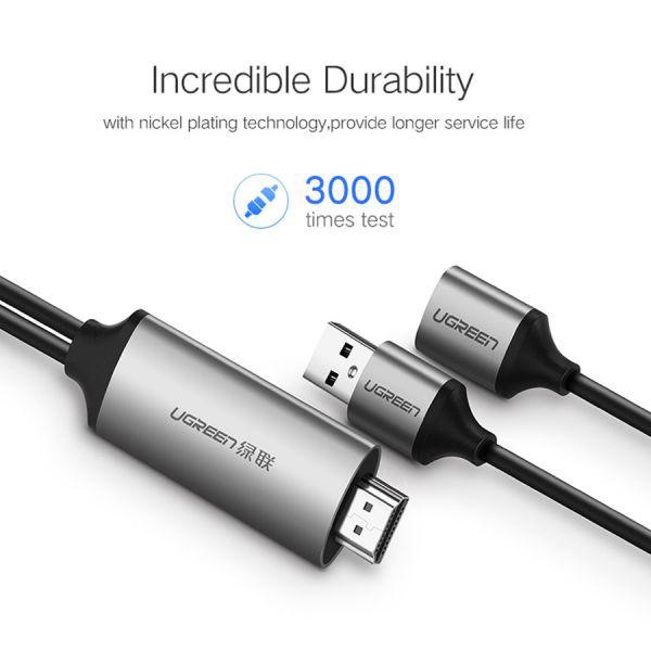 Cáp USB Sang HDMI Ugreen (50291)