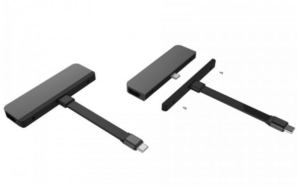 Cổng Chuyển HyperDrive USB-C for Ipad Pro/Macbook