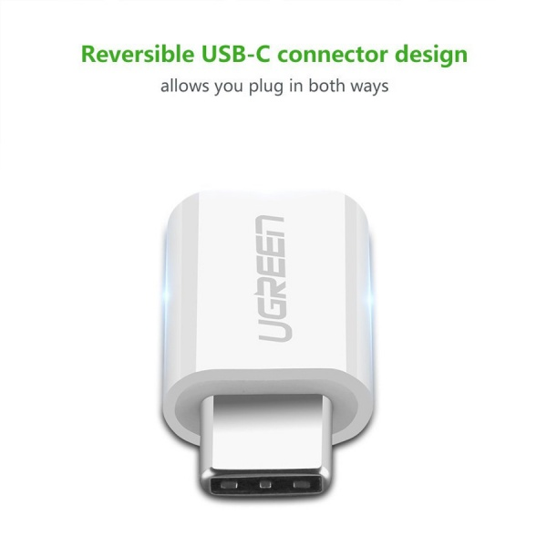Cổng USB Type C To micro USB Ugreen (30154)