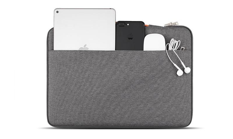 Túi Chống Sốc Jcpal Nylon Cho Laptop/Macbook (T017)