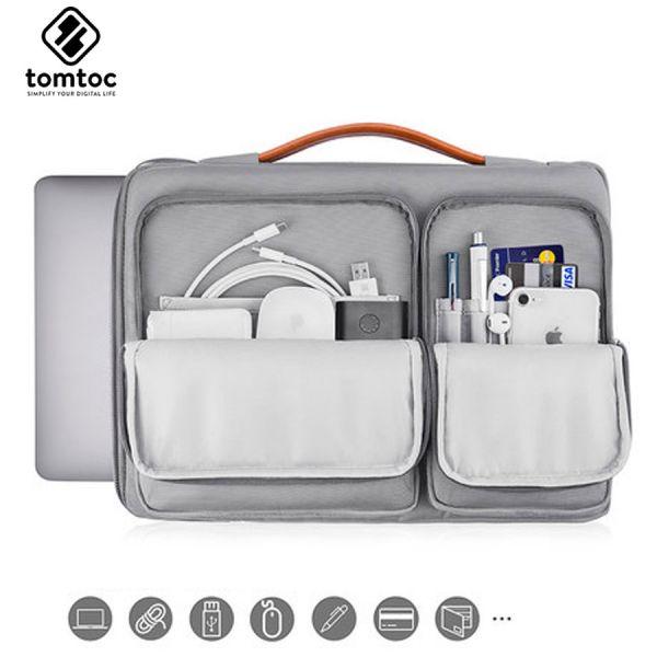 túi đeo tomtoc đựng laptop macbook