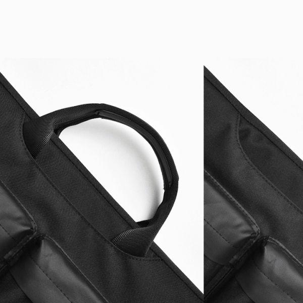 Túi có thiết kế tay cầm và dây đeo rời