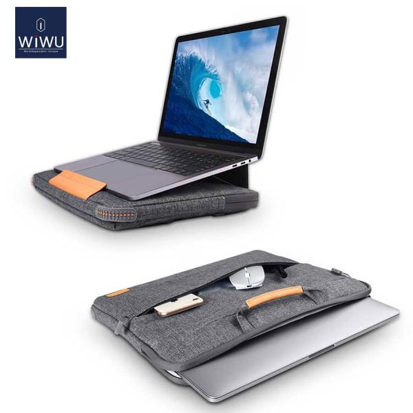 Túi Xách Macbook WiWu Smart Stand (T069)
