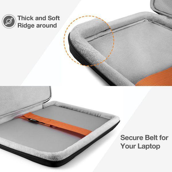 công nghệ chống thấm nước của Tomtoc