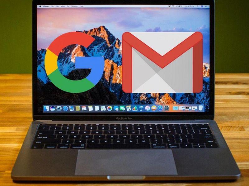 Gmail cho mac