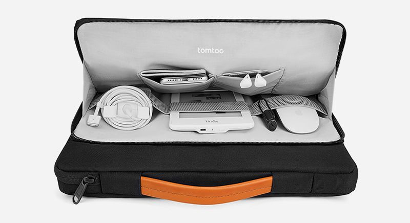 túi chống sốc 1 bụng Tomtoc Briefcase