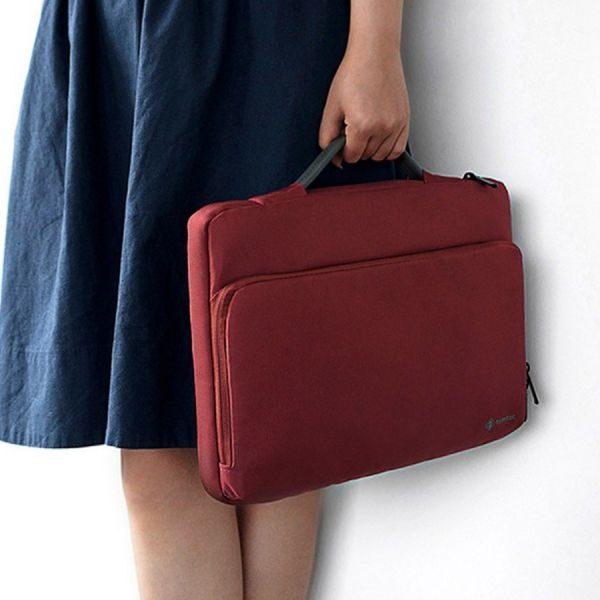 Túi Xách Chống Sốc 1 Bụng Tomtoc Briefcase