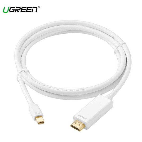 Cáp Chuyển Đổi Mini DisplayPort Sang HDMI Dài 2M Ugreen (10404)