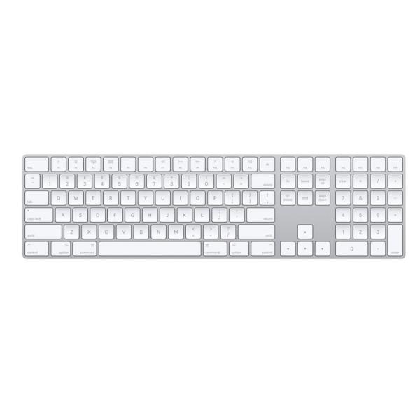 Apple Magic Keyboard Numeric Keypad Silver