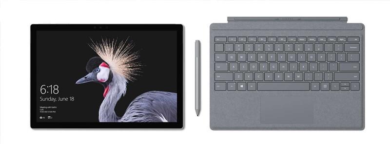 bàn phím surface pro phiên bản nâng cấp