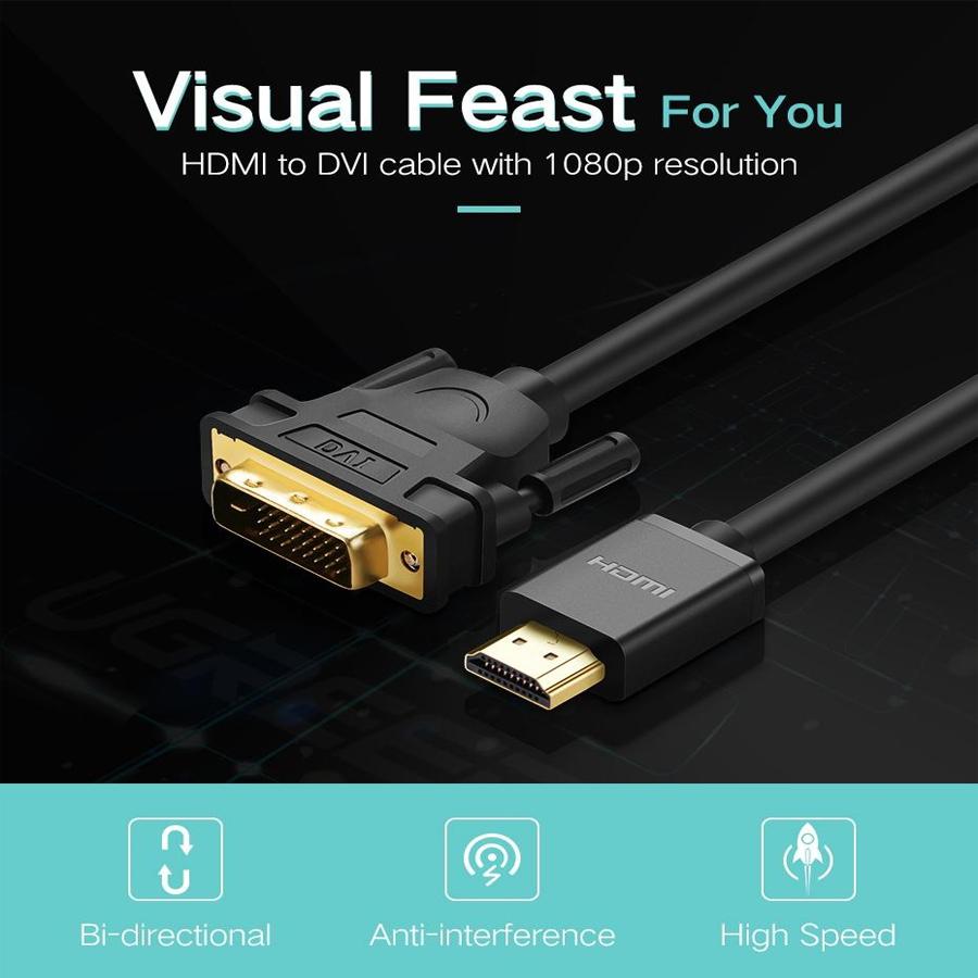 Cáp HDMI To DVI