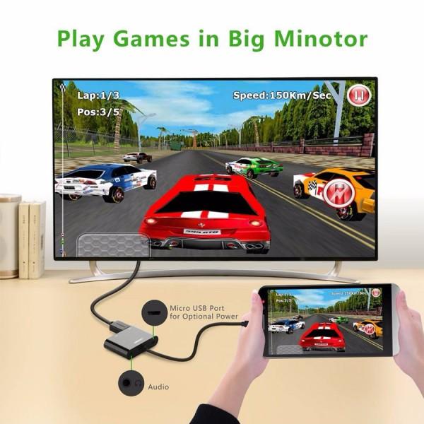 Cáp Micro HDMI To HDMI