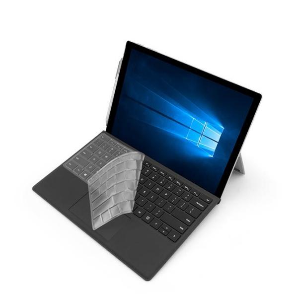 bọc bàn phím trong suốt surface